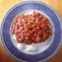 red beans and rice-slow cooker, can't wait to make this!