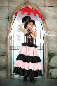 One Piece Perona Cosplay Costumes