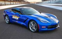 2014 Corvette Stingray To Enliven Indy 500