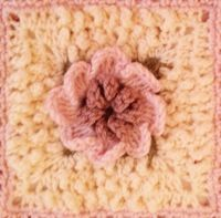 Loopy Flower Block http://www.crochet-mania.blogspot.com.au/2008/10/blog-post 08.html