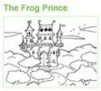 The Frog Prince Fairy Tale Online Story | Preschool Lesson Plan Printable Activities