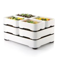 Stackable Oven-to-Table Cookware