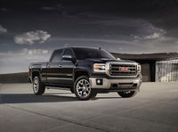 2014 GMC Sierra World`s First Pickup With Safety Alert Seat