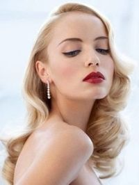 Retro Glam Hair