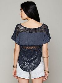 crochet #FreePeople
