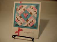 QUILT CARD TUTORIAL