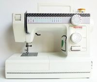 Cotton & Flax favorite tools- Janome Sewing Machine