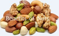 Be Healthy With Quick Healthy Snacks - NUTS