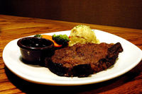 Outback Steakhouse: Herb Crusted Prime Rib