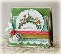 Pickled Paper Designs: Little Bethlehem