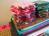 How to quilt. :) Step by step instructions.