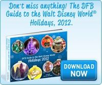 MEGA Sale on our DFB Guide to the Holidays at Walt Disney World! Get our best price ever and start planning your trip for next year!