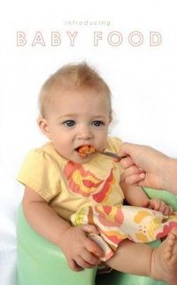 Introducing Solids Foods (Fruits & Veggies) To Baby: 1. begin around 6 months--but look for cues from your baby more than paying attention to an exact age 2. introduce one food at a time for about four days before introducing something new...
