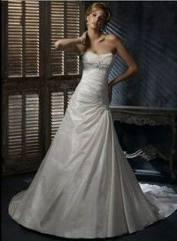 #Maggie #Sottero #Amanda #Wedding Dress