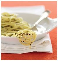 SPAGHETTI WITH PESTO SAUCE - The Eat-Clean Diet®