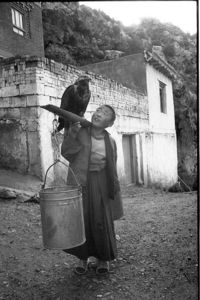Photographer: Yang Yankang (Buddhism in Tibet, 2007)