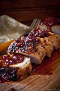 Delicious Shots: Pork Tenderloin - gonna have to try this!!