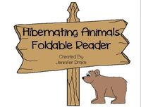 Hibernation Foldable Reader freebie