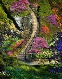 Butchart Gardens...been there! :)
