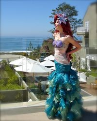 Ariel Cosplay 3 by ~swanny1 on deviantART